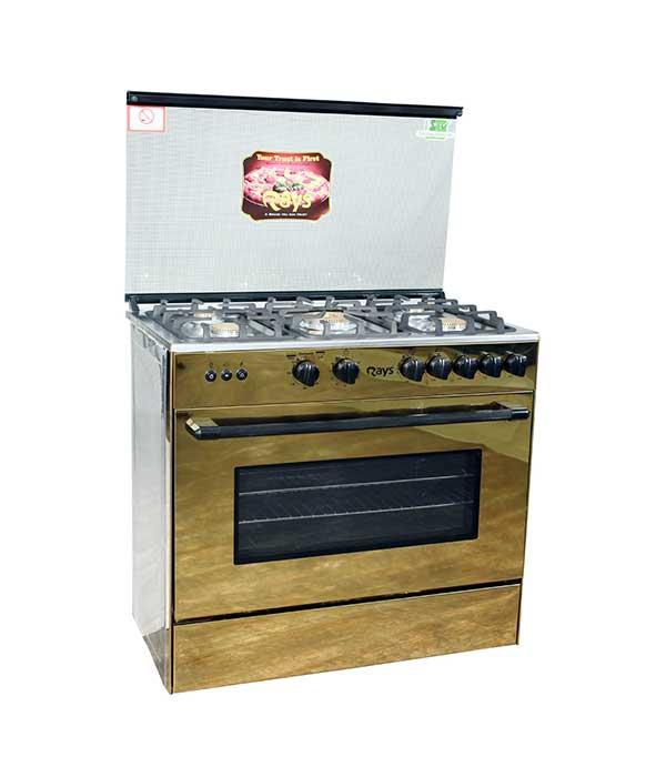 RAYS COOKING RANGE 7605