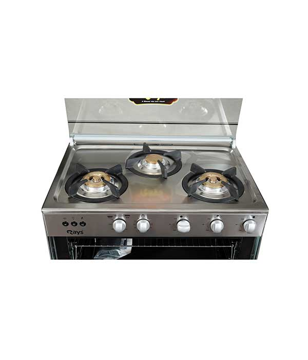 RAYS COOKING RANGE HS3